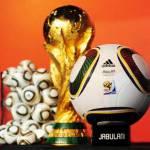 Mondiali 2010: macabro rito propiziatorio davanti al FNB stadium in Sudafrica