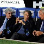 """Calciomercato Inter, Benitez, Moratti non si sbottona: """"Oggi non parlo!"""""""