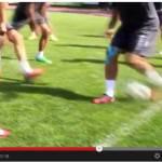 Video – Magia di Moscardelli in ritiro: il suo video già spopola su Youtube!