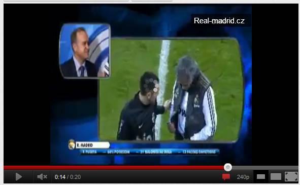 mourinho165 Video   Grandissimo Mourinho: Dani Carril gli chiede la maglia e guardate lui cosa fa...