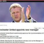 UFFICIALE: ecco il successo di Sir Alex Ferguson sulla panchina del Manchester United!