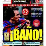 El Mundo Deportivo: Bagno