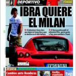 Mundo Deportivo: Ibra vuole il Milan