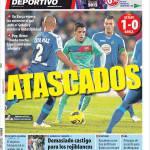 Mundo Deportivo: Atascados