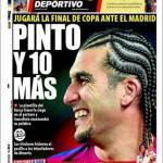 Mundo Deportivo: Pinto y 10 mas