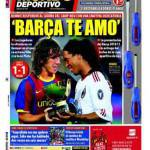 Mundo Deportivo: Barça Ti Amo