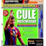 Mundo deportivo: Ecco Mascherano
