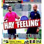 Mundo Deportivo: C'è feeling