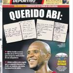 Mundo Deportivo: Caro Abi…