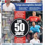 """Mundo Deportivo: I 50 """"Javi"""""""