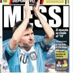 Mundo Deportivo: MESSI