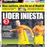 Mundo Deportivo: Leader Iniesta