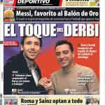 Mundo Deportivo: Messi favorito per il Pallone d'Oro