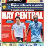 Mundo Deportivo: C'è il centrale