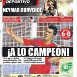 Mundo Deportivo: Neymar convince il Barcellona