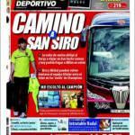 El Mundo Deportivo: il cammino per San Siro