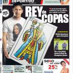 Mundo Deportivo: Re di coppa