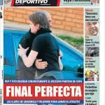 Mundo Deportivo: Finale perfetta