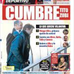 Mundo Deportivo: Vertice Zubi-Tito
