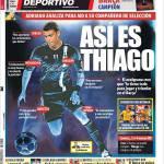 Mundo Deportivo: Questo è Thiago
