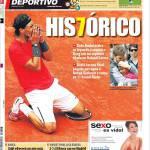 Mundo Deportivo: HIS7ORICO