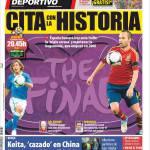 Mundo Deportivo: Appuntamento con la storia