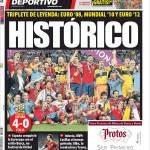 Mundo Deportivo: Storici