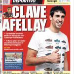 Mundo Deportivo: Chiave Afellay