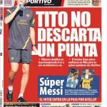 Mundo Deportivo: Tito non scarta una punta