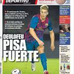 Mundo Deportivo: Deulofeu va forte