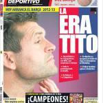 Mundo Deportivo: L'era Tito