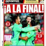 Mundo Deportivo: in finale!
