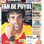 Mundo Deportivo: Fan di Puyol