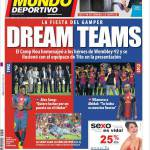 Mundo Deportivo: Dream Teams