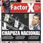 Mundo Deportivo: Fattore X