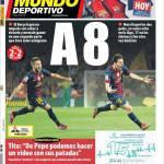 Mundo Deportivo: A 8
