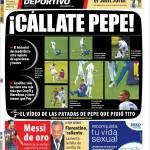 Mundo Deportivo: Chiudete Pepe