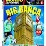 Mundo Deportivo: Big Barça