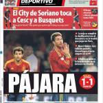Mundo Deportivo: Pajara