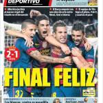 Mundo Deportivo: Finale felice
