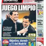 Mundo Deportivo: Gioco limpido