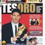 Mundo Deportivo: TesOro