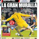 Mundo Deportivo: La grande muraglia