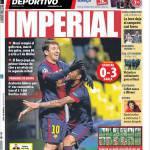 Mundo Deportivo: Imperiale