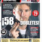 Mundo Deportivo: 58 doppiette