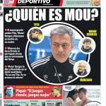 Mundo Deportivo: Che c'è Mou?