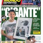 Mundo Deportivo: Gigante