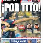 Mundo Deportivo: Por Tito