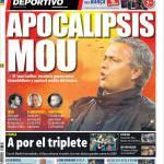 Mundo Deportivo: Apocalypse Mou