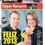 "Mundo Deportivo: ""Felice 2013"""